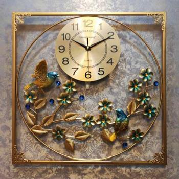 Đồng hồ treo tường nghệ thuật Ø700*H700 ĐH 990