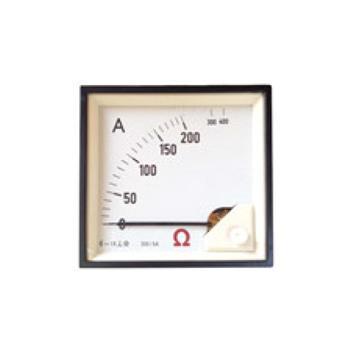 Đồng hồ tủ điện: AC. Ammeter - Trực tiếp, 72 x 72, Class 1.5 10A, 20A, 30A DE72-…A