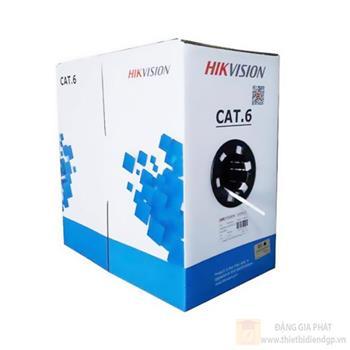 Cáp mạng CAT6 UTP DS-1LN6-UE-W