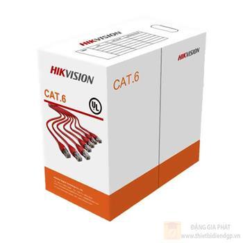 Cáp mạng CAT6 UTP DS-1LN6-UU