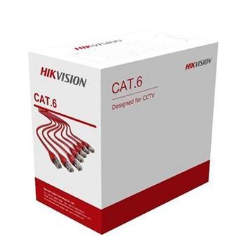 Cáp mạng CAT6 U/UTP HIKVISION DS-1LN6U-G