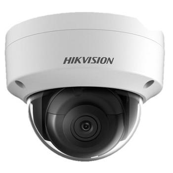 Camera IP Dome hồng ngoại 2.0 Megapixel vỏ trắng DS-2CD2123G0-IS