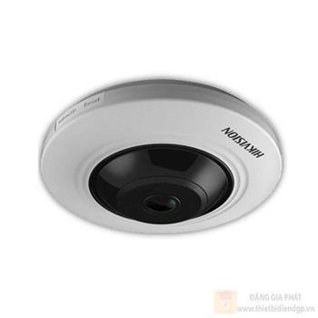 Camera IP Fisheye hồng ngoại 5.0 Megapixel DS-2CD2955FWD-I