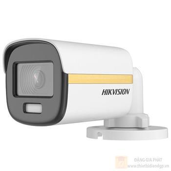 Camera ColorVu thế hệ mới, hình ảnh chất lượng cao 2 MP DS-2CE10DF3T-PF