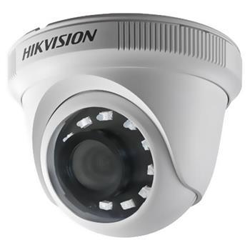 Camera HD-TVI Dome 4 in 1 hồng ngoại 2.0 Megapixel DS-2CE56B2-IPF