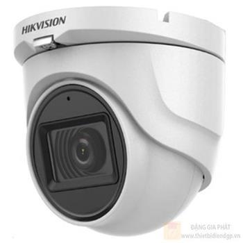 Camera Dome 4 in 1 hồng ngoại 5.0 Megapixel HIKVISION DS-2CE56H0T-ITM