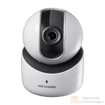 Camera Robot Wifi 2MP xoay 4 chiều chuẩn H.265+ DS-2CV2Q21FD-IW(B)