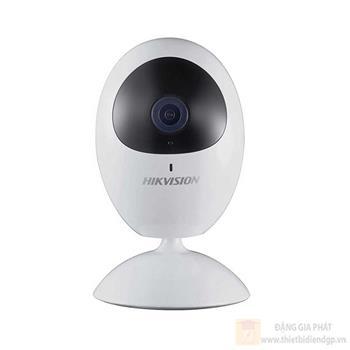 Camera IP Cube hồng ngoại không dây 1.0 Megapixel DS-2CV2U01EFD-IW