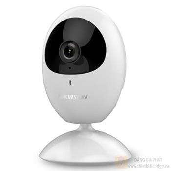 Camera IP Cube hồng ngoại không dây 2.0 Megapixel DS-2CV2U21FD-IW(B)
