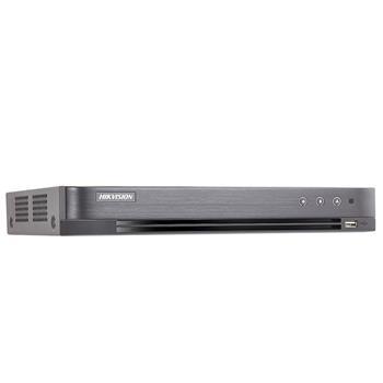 Đầu ghi hình Hybrid TVI-IP 8 kênh TURBO 4.0 DS-7208HUHI-K1/E(S)