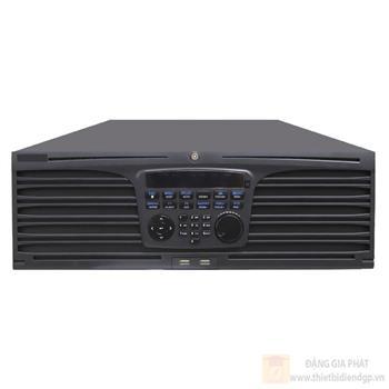 Đầu ghi hình IP xuất hình Ultra HD 4K 64 kênh DS-9664NI-I16