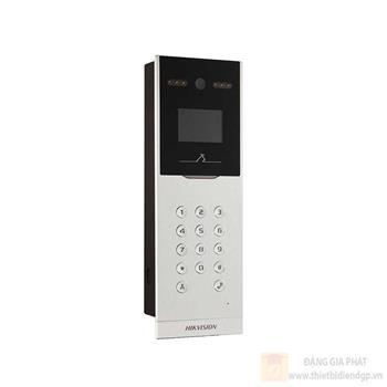 Camera chuông cửa trung tâm IP DS-KD8002-VM