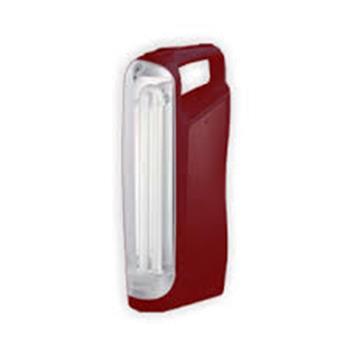 Đèn sạc dùng bóng U 11W, màu đỏ SQT712