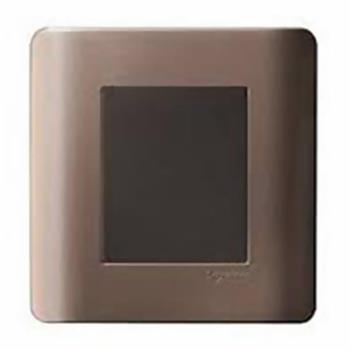 Mặt chen trơn màu đồng E8430X_SZ_G19