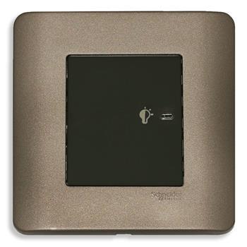 Bộ điều chỉnh ánh sáng đèn 350VA màu đồng E8431EPD4_SZ