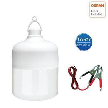 Bóng đèn chạy điện DC Roman (12-24V) 12W ELB1924/12W