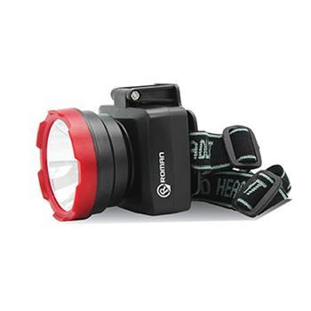 Đèn pin đội đầu Roman 3W - sáng liên tục 8 giờ ELE2005