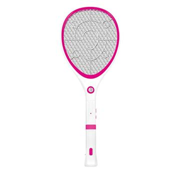 Vợt muỗi Roman - Có đèn pin có thể tháo rời ELG9005/P