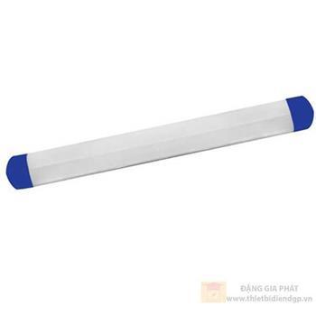 Bộ đèn Led Tube bán nguyệt Mica tràn viền ánh sáng trắng 20W ELL9030B/20W