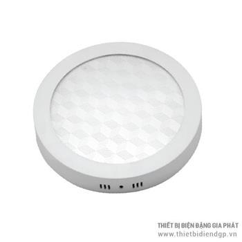 Đèn ốp trần Panel LED vỏ hợp kim 3D ELT8004S ELT8004S