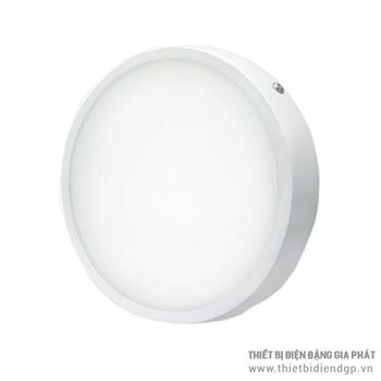 Đèn ốp trần Panel Led vỏ hợp kim nhôm tròn ELT8007K ELT8007K