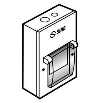 Tủ điện vỏ kim loại gắn nổi chứa 3 Module EM3PS