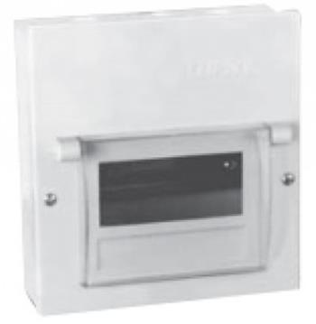 Tủ điện âm tường vỏ kim loại EMC2PL