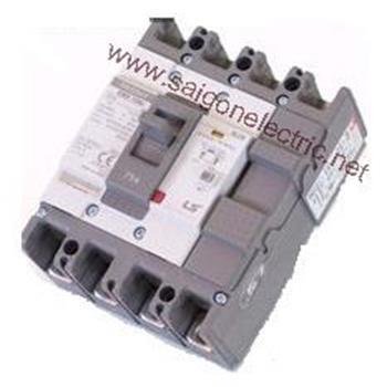 Thiết bị đóng cắt chống rò điện ELCB 4P 250A 37KA EBN404c