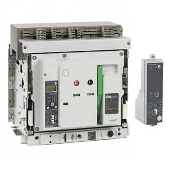 EasyPact EVS Drawout type 65KA with Trip System ET2I 3P EVSxxH3MW20