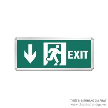 Đèn Exit Led 2 mặt 2W (Down) EXE2008D