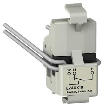 Công tắc phụ AX, EasyPact EZC 100, EasyPact CVS 100BS EZAUX10