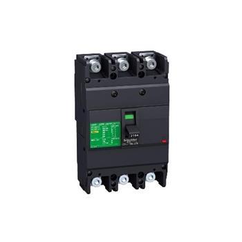 Thiết bị đóng cắt EZC250 3P 100A type H,lcu=36KA/415V EZC250H3100