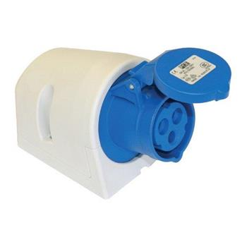 Ổ cắm gắn nổi loại không kín nước IP44 F12X-6