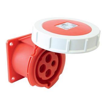Ổ cắm gắn âm loại kín nước dạng thẳng(IP67) 16A F31xx-6