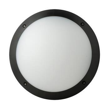 Bộ đèn FONDA - ốp trần/ốp tường ngoài trời FBH70000v0-ds/sc + LA10175