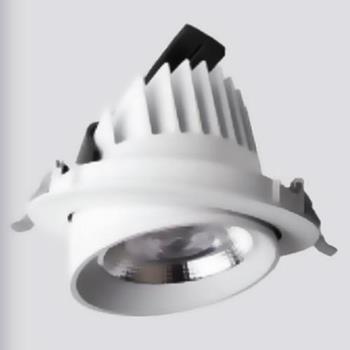 Bộ Đèn Led Downlight Dạng Điều Chỉnh Cardo DBT 37W FDL72800v0-ex/db