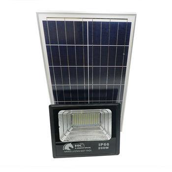 Đèn pha Led 200W năng lượng mặt trời FL200-NLMT