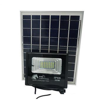 Đèn pha Led 30W năng lượng mặt trời FL30-NLMT