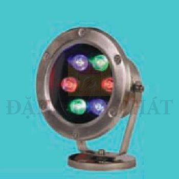 Đèn Led Âm Nước Hufa đổi màu 6W FN 06