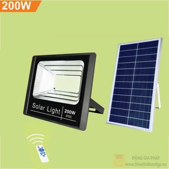 Đèn pha năng lượng mặt trời 200W FNL-13