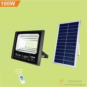 Đèn pha năng lượng mặt trời 100W FNL-12