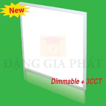 Đèn Led Panel lớn Dimable + 3CCT (Remote RF) FPL FPL-3030/3C-RC