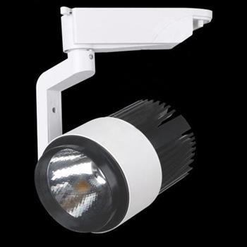 Đèn chiếu điểm thanh ray Led 30W - Ø100 FR-589115C