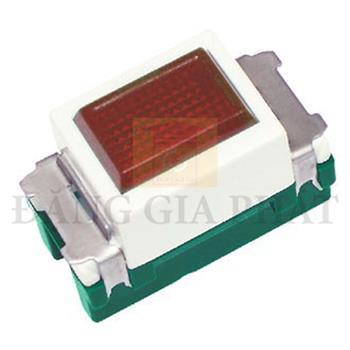 Đèn báo màu đỏ, Nano, 220VAC FXF302RW-Nano-Full