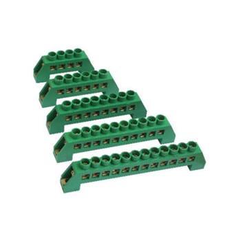 Cầu nối dây OMEGA, đồng bọc nhựa, màu xanh lá OTB-G9604