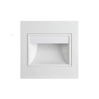 Đèn âm cầu thang (vỏ trắng) 1.5W ACT-MT