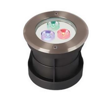 Đèn pha dưới nước HBA 3W đổi màu HBA 3W
