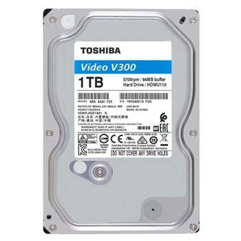 Ổ cứng chuyên dụng TOSHIBA AV - chính hãng FPT HDWU110UZSVA