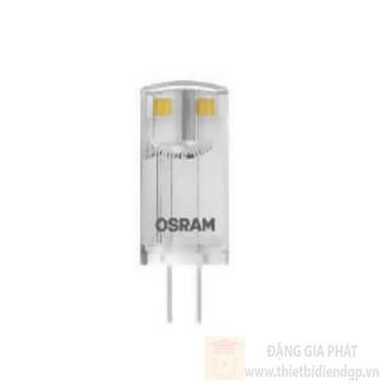 Đèn Led Capsule Osram Led Parathom Pin G4 10W PARATHOM PIN CL10 0.9W/827 G4