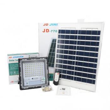 Đèn pha năng lượng mặt trời JinDian 70W JD-770